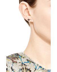 Sehti Na - Blue Sunstone And Diamond Echo Earring - Lyst