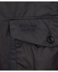 Barbour - Blue Navy Beacon Sports Jacket for Men - Lyst