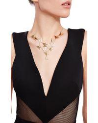 Efva Attling - Metallic One Of A Kind Miss Butterfly Mini Heaven Necklace - Lyst