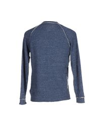 DIESEL - Gray Sweatshirt for Men - Lyst