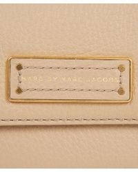 Marc By Marc Jacobs - Natural Small Tan Too Hot To Handle Billfold Wallet - Lyst