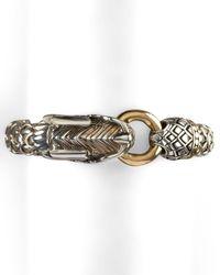 John Hardy | Metallic Large Dragon Bracelet | Lyst