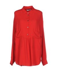 Mauro Grifoni - Red Shirt - Lyst