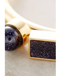 Sabrina Dehoff | Metallic Iota Bracelet | Lyst