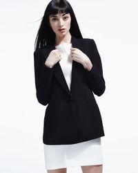 Robert Rodriguez | Techfabric Long Tuxedo Jacket Black 12 | Lyst