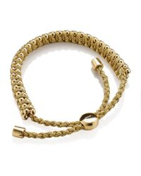 Monica Vinader | Metallic Rio Bracelet | Lyst
