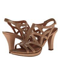 Naturalizer   Multicolor Danya Comfort Dress Sandals   Lyst
