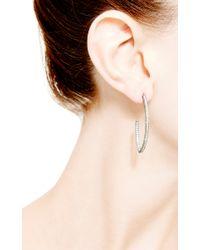 Dana Rebecca | Black Cynthia Rose Earrings | Lyst