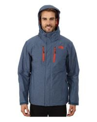 The North Face - Blue Straight-shot Jacket for Men - Lyst