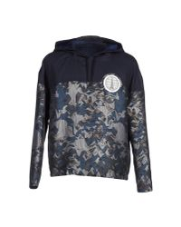 KENZO | Blue Jacket for Men | Lyst