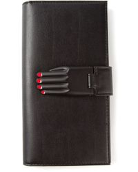Opening Ceremony - Black Hand Clasp Wallet - Lyst