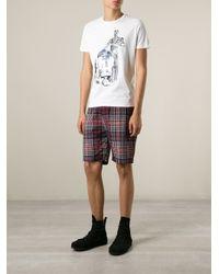 Iceberg - White Star Wars T-Shirt for Men - Lyst