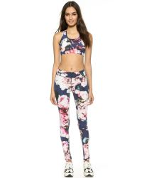 Finders Keepers | Multicolor Fk Fit Run The World Sports Bra - Digital Floral | Lyst