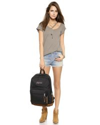 Jansport - Classic Right Pack Backpack - Black - Lyst