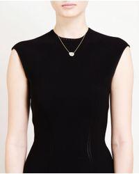 Kimberly Mcdonald - Metallic 18-karat Gold and Diamond Geode Medallion Necklace - Lyst