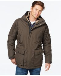 Izod | Green 3-in-1 System Jacket for Men | Lyst
