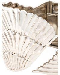 Garrard   Metallic Limited Edition Winged Cuff   Lyst
