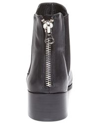 Steve Madden | Black Jodpher Double Gore Booties | Lyst