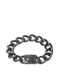 DIESEL - Gray Bracelet Dx0881 for Men - Lyst