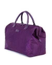 Lipault | Purple Weekend Carry-on Satchel for Men | Lyst