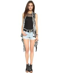B-Low The Belt - Black Tumble Belt - Lyst