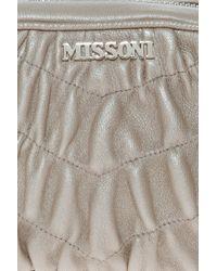 Missoni - Metallic Cross Body Bag - Lyst