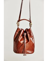 Kelsi Dagger Brooklyn | Brown Dusen Bucket Bag | Lyst