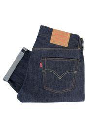 Levi's - Brown Levis Vintage 1978 501 Dark Rigid Jeans 78501-0002 for Men - Lyst