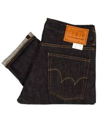 Edwin | Blue E-Standard Classic Raw State Rainbow Selvage Denim Jeans I021608 for Men | Lyst