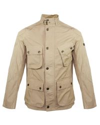 Barbour | Blue Smokey Stone Jacket Mca0361St71 for Men | Lyst