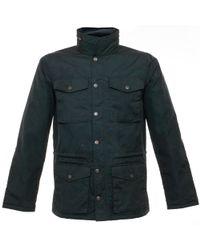Fjallraven - Blue Fjall Raven Dark Navy Winter Jacket 82276 for Men - Lyst