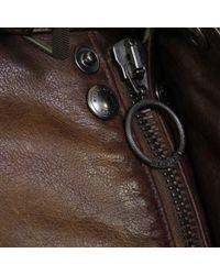 Belstaff - Multicolor The Panther Belted Cognac Leather Jacket 71050068 for Men - Lyst