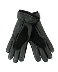 Norse Projects - Norse X Hestra Svante Black Gloves N95-0414 for Men - Lyst