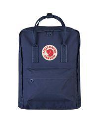 Fjallraven | Blue 23510 Kanken Backpack for Men | Lyst