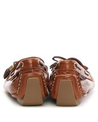 Moda In Pelle - Brown Alivia Tan Leather - Lyst