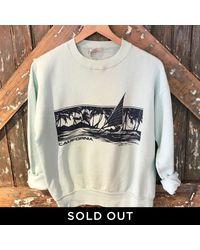 DANNIJO - Multicolor Vintage California Sweatshirt for Men - Lyst