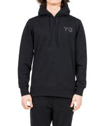 Y-3 - Multicolor Logo Hoodie for Men - Lyst