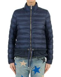 "Moncler | Blue ""anemone"" Down Jacket for Men 