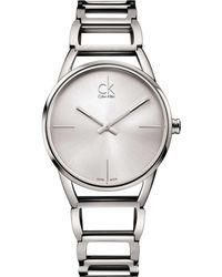 Calvin Klein | Metallic Stately Bracelet Watch for Men | Lyst