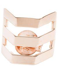 Maria Black   Pink Trinity Earring   Lyst