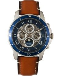 Fossil | Grant Brown Watch for Men | Lyst