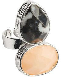 Samantha Wills - Metallic Here Comes The Sun Adjustable Ring - Lyst