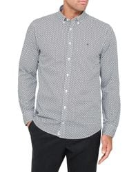 Tommy Hilfiger - Gray Brian Prt Rf2 for Men - Lyst