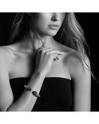 David Yurman - Metallic Osetra Bracelet With Amethyst, 10mm - Lyst