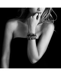 David Yurman - Spiritual Beads Bracelet With Black Onyx - Lyst