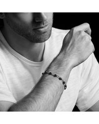 David Yurman - Spiritual Beads Rosary Bracelet In Black Onyx for Men - Lyst