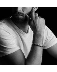 David Yurman - Metallic Exotic Stone Id Bracelet With Tiger's Eye for Men - Lyst