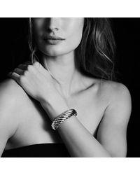 David Yurman   Metallic Waverly Bracelet, 18mm   Lyst