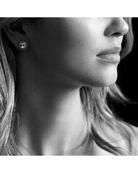 David Yurman - Black Châtelaine Earrings - Lyst