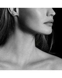 David Yurman   Purple Starburst Earrings With Amethyst And Diamonds, 12mm   Lyst